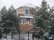 Коттедж Бушарино, рядом церковь, Москва река, Звенигород, Кубинка - Фото 1