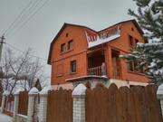 Трехэтажный дом 207м. кв. на 6,5 сотках в д. Лукошкино, новая Москва - Фото 1