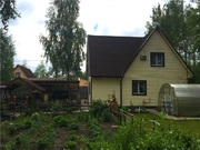 Дом в СНТ Ясень в районе Воровского (ном. объекта: 5117) - Фото 1