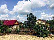 Дом 190м2 на участке 23 сотки в д.Разиньково - Фото 1