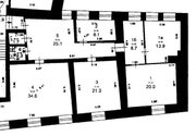 """Сдам, офис, 138.2 кв.м, Нижегородский р-н, Пискунова ул, """"Сдается в ."""