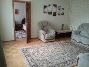 Сдаётся 4 к. квартира на ул. Горького в центре города.