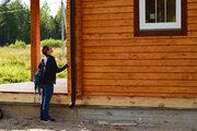 Продаётся дом из бруса 260 кв.м, у реки с выходом в Ладожское озеро - Фото 4