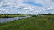 Участок с видом на долину реки Угры в заповеднике - Фото 1