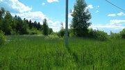 Участок 12 сот. Солнечногорский р-н, д.Брехово - Фото 1