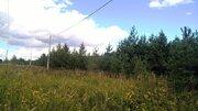 25 сот под ИЖС в дер.Илькино - 95 км Щёлковское шоссе - Фото 4