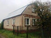 Дом в Цибино Воскресенского района - Фото 1