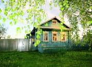Бревенчатый дом с коммуникациями на ул.50 лет влксм - Фото 1
