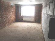 Большая 3х комнатная квартира без отделки - Фото 4