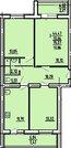 Продается! 3 комнатная квартира по ул. Тернопольская, стр.№4 - Фото 1