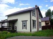 Продаётся новый дом 160 кв.м с участком 6 сот. в пос. Подосинки. - Фото 3