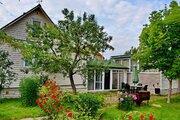 Продается отличный дом с баней и гаражом, с мебелью, 65 км от МКАД - Фото 5