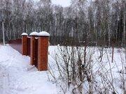15 соток деревня Тюфанка Чеховский район - Фото 3