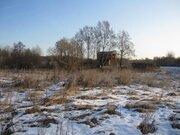 Земельный участок 19 соток в д. Савиново, 120 км Киевского ш. - Фото 1
