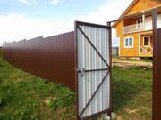 Участок с новым домом в деревне на берегу водохранилища - Фото 2