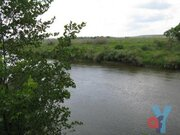 Участок в уникальном месте на берегу реки Жиздра - Фото 4