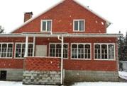 Дом по Новорижскому шоссе