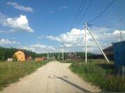 Земельный участок (с электричеством) в Чеховском районе, д. Бершово, - Фото 5