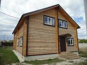 Поповка д, Чеховский район 55 км от МКАД, дом 180 кв м. - Фото 1
