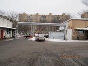 Аренда склада пл. 350 м2 м. Щелковская в складском комплексе в .