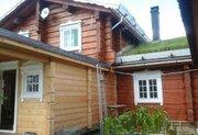 2х этажный дом из лафетного бруса 200 кв.м. по норвежской технологии - Фото 2