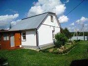 Дом, баня, летний дом 25 соток земли заповедные места д. Барыбино. - Фото 2