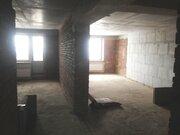 Большая 3х комнатная квартира без отделки - Фото 2
