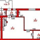 Отличная 3-этаж. квартира в Дубне на берегу реки, 164 кв.м - Фото 4