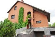 Дом в Маслово на участке с ландшафтным дизайном - Фото 1