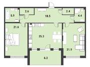 Продажа 2-комнатной квартиры, 108.7 м2, Петергофское ш, д. 43 - Фото 2