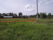 Участок 15 соток в деревне Буриново 99 км от МКАД - Фото 1