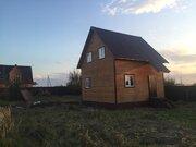 Зимний дом 72 м2 на участке 7 сот, 2 этажа, 15 км от города - Фото 3