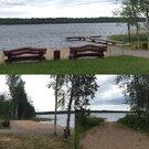 Староселье , правый берег озера Глубокое