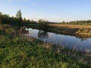 Продается участок 28 соток (ИЖС) на берегу реки. - Фото 1