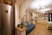 3 комнатная квартира, 40 лет Победы, дизайнерский ремонт - Фото 1