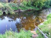 Участок 12 соток в деревне на берегу реки (ПМЖ). - Фото 3