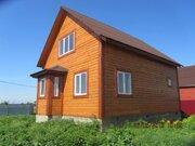 Новый брусовый дом со всеми удобствами, рядом с озером - Фото 3