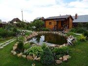Отличный, жилой коттедж, п.Растущий, 10 км от Екатеринбурга. - Фото 5