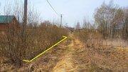 Участок для ИЖС площадью 15 сот. в д. Кукишево Волоколамского района - Фото 4
