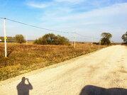Участок, 50 соток, под дачное строительство, рядом с д. Гурьево - Фото 1
