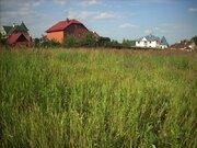 Участок 8 соток вблизи озера Горьковское ш. 55 км. Павлово- Посадский - Фото 1