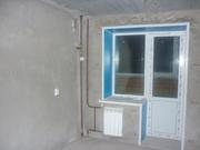 Квартира в новом кирпичном доме без отделки: санузел совместный, окна . - Фото 2