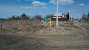 Земельный участок, с. Нижнее Хорошово, Коломенский р-н - Фото 2