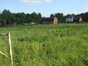Срочная продажа участка земли в д. Старотеряево Рузский р. - Фото 1