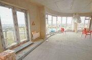 Продается видовая квартира 111 кв. м. в ЖК Дубровская Слобода - Фото 1