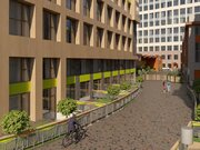 Пентхауз 64 м2 в малоэтажном комплексе бизнес класса на проспекте Мира - Фото 5