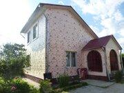 Дом 110 м2 на участке 6 соток в Шебанцево, Домодедовского окргуа - Фото 1