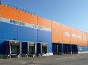 Сдается склад класса А площадью 6 000 м2, складской комплекс класса А
