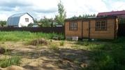Участок в сосновом лесу. 50 км от Москвы. - Фото 1