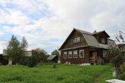 Отличный дом с участком 70 соток в д. Заполье - Фото 1